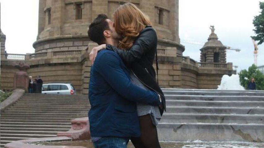 Inniger Moment! Mona Stöckli & ihr Freund sind ganz verliebt