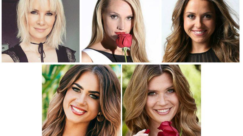 Fünf TV-Traumfrauen: Welche Bachelorette ist euer Favorit?