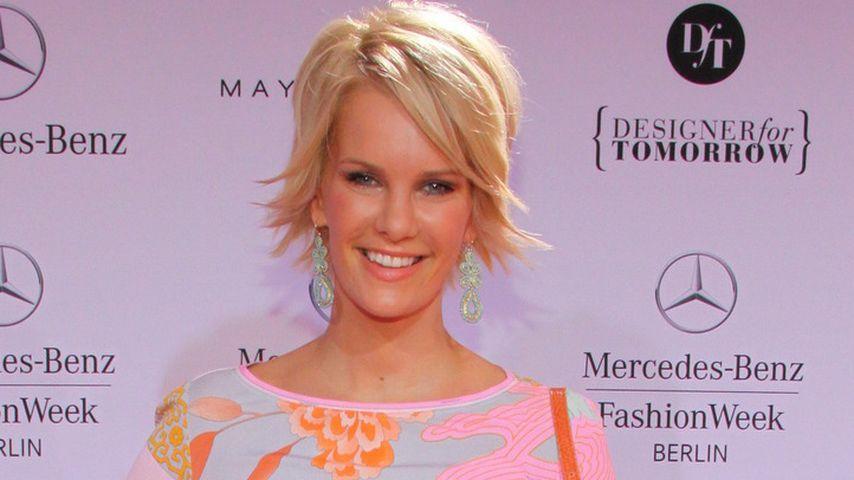 Monica Ivancans Fashion Week Frisur Hot Or Not Promiflash De