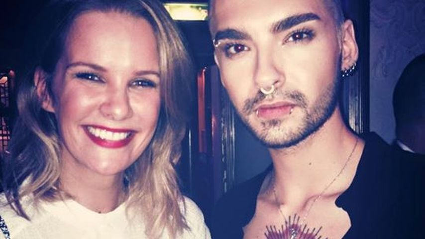 Fan-Girl: Monica Ivancan postet Selfie mit TH-Bill