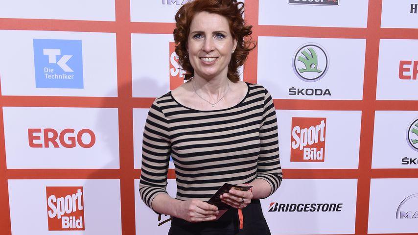 Monica Lierhaus, Sportjournalistin