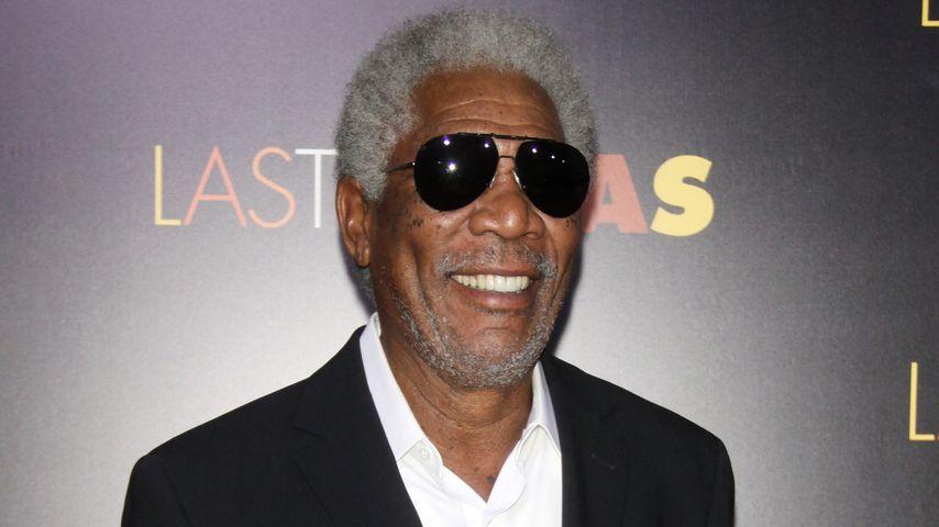 Morgan Freeman gesteht: Marihuana ist für ihn essenziell!