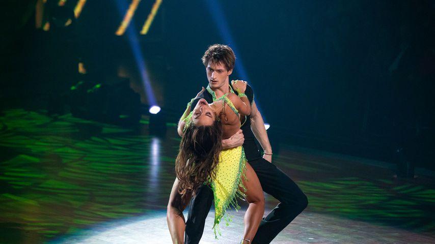 """Moritz Hans and Renata Lusin bei """"Let's Dance"""""""