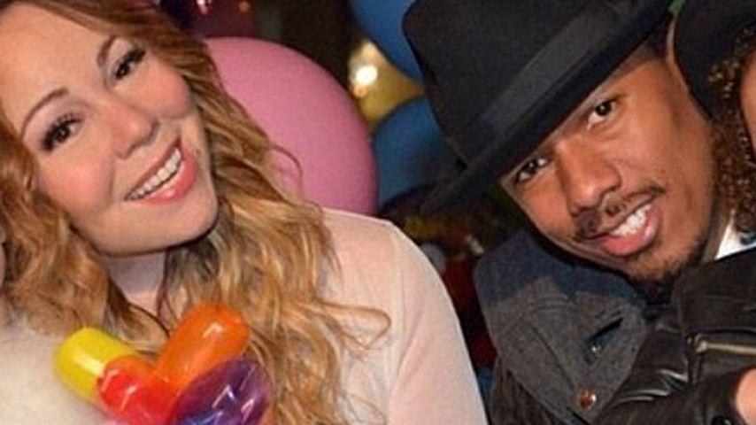 Für die Kids: Mariah Carey & Nick an X-mas vereint