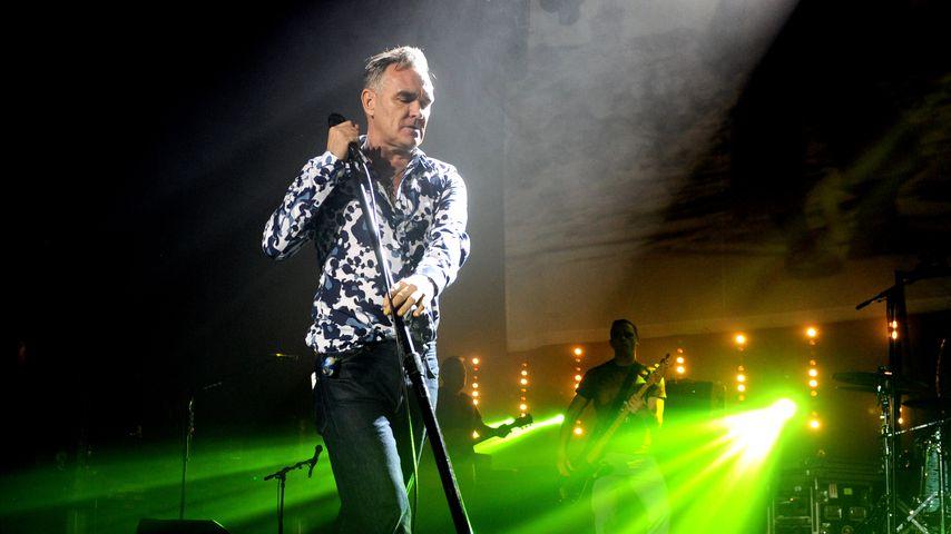 Morrissey im März 2013