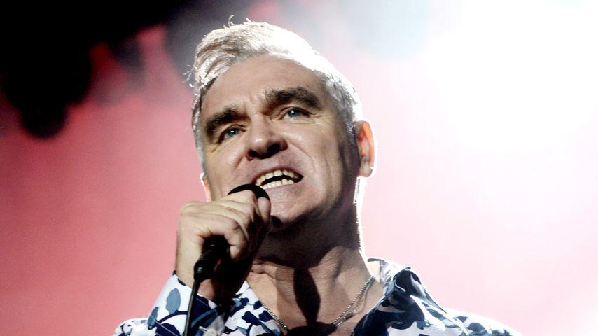 Morrissey, Sänger