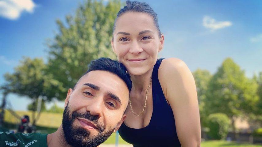 MoTrip und Freundin Larissa
