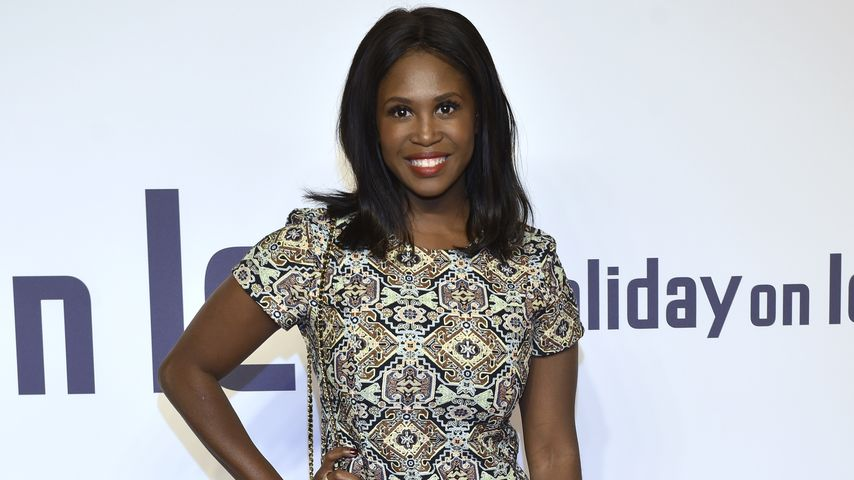 Motsi Mabuse auf der Holiday On Ice Gala in Hamburg