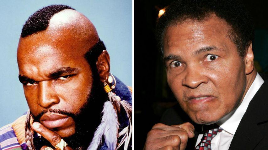 Mr. T weiß: Muhammad Ali war privat ein echter Superheld!