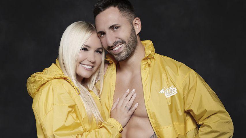 "Mrs.Marlisa und Fabio de Pasquale, ""#CoupleChallenge""-Kandidaten 2021"