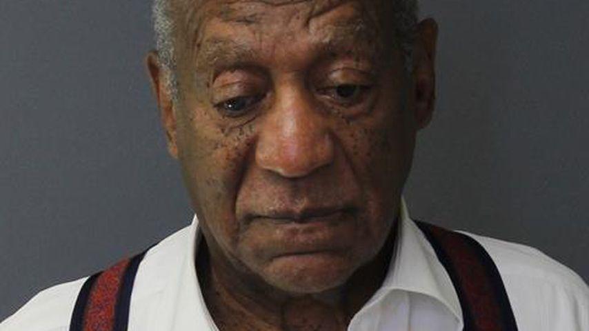 Mugshot von Bill Cosby