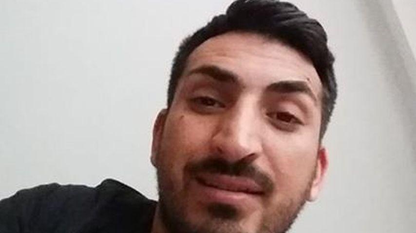 Mustafa Alin mit Bart