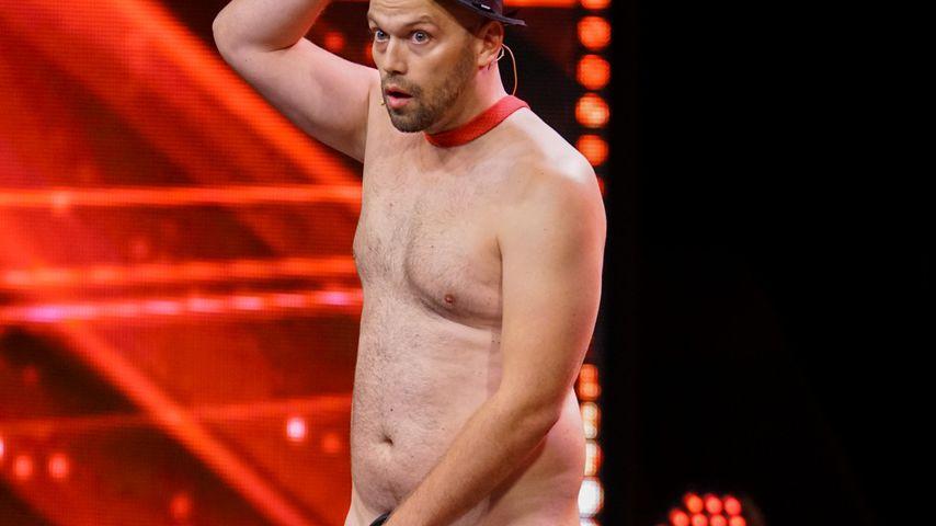 """Supertalent""-Kandidat Blake Eduardo"