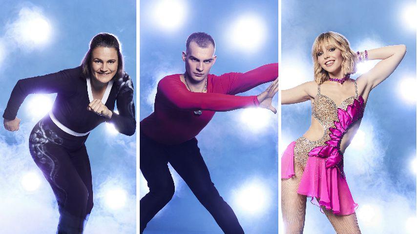 """Was machen die Promis so nach den """"Dancing on Ice""""-Shows?"""