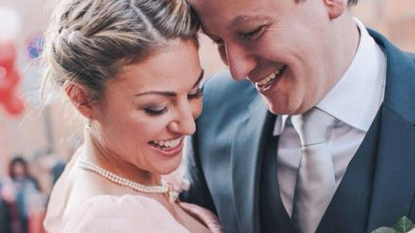 "Toll! Ex-""Rote Rosen""-Nadine Arents hat geheiratet"