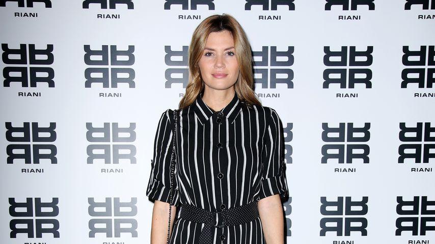 Nadine Klein bei der Berlin Fashion Week 2019