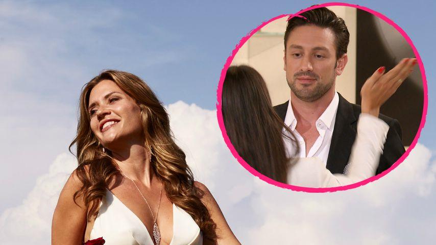 Bachelorette: Spielt Nadine auf Yeliz' Ohrfeigen-Gate an?