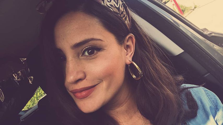 Serien-Star Nadine Menz