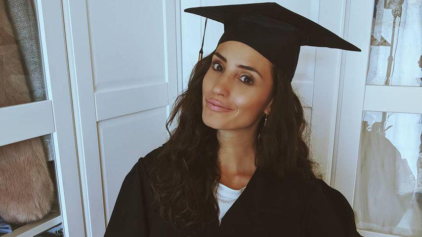 Per Fernstudium: Ex-GZSZ-Nadine Menz hat ihren Bachelor