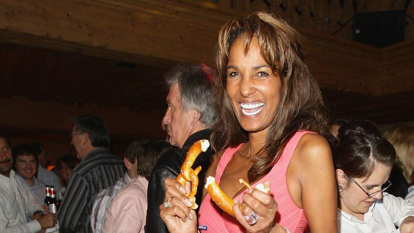 Nadja Abd el Farrag 2009 bei einer Veranstaltung in Going, Österreich