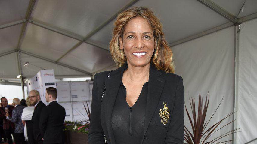 Nadja Abd el Farrag bei der Verleihung der Goldenen Sonne 2017