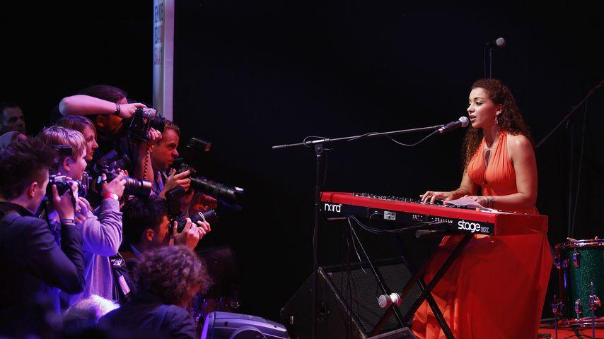 Nadja Benaissa im August 2011