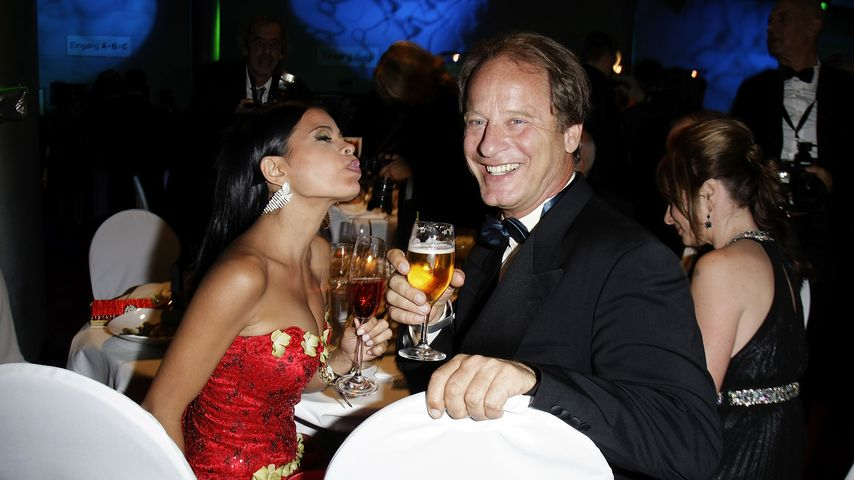 Nadja da Silva und Tom Gerhardt, September 2009