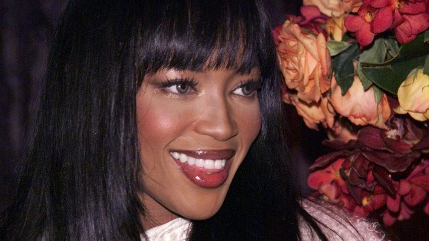 Naomi Campbell, Dezember 2002