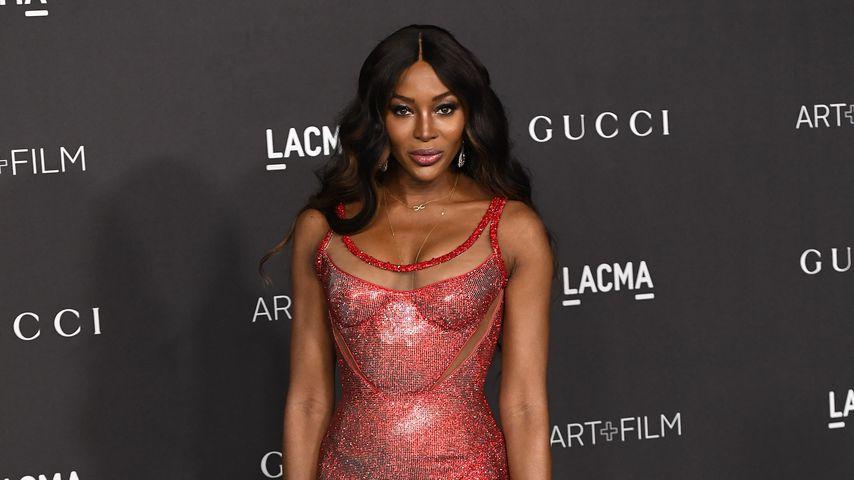 Naomi Campbell im November 2019 in Los Angeles