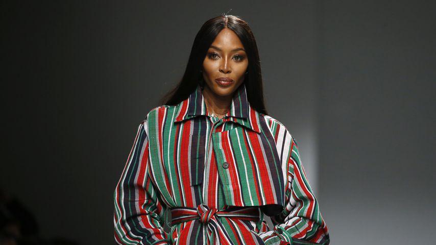 Naomi Campbell im Februar 2020 in Paris