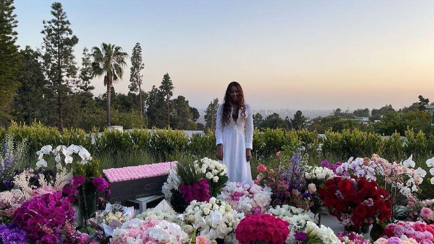 Naomi Campbell im Mai 2021
