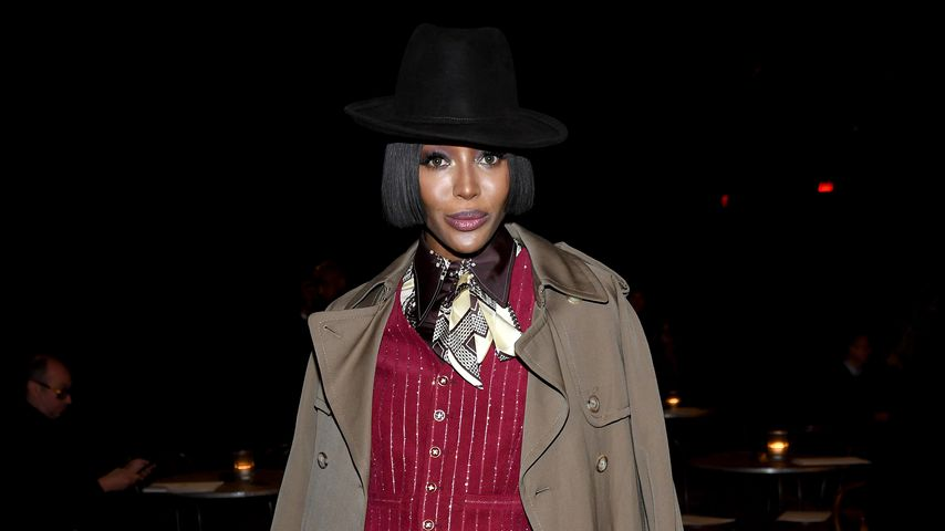 Naomi Campbell auf der New York Fashion Week, 2020