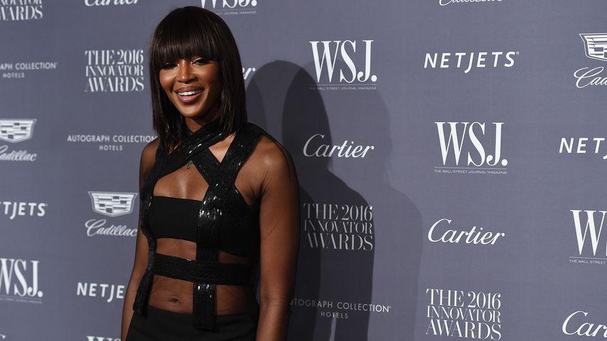 "Naomi Campbell bei den ""WSJ Magazine 2016 Innovator Awards"""