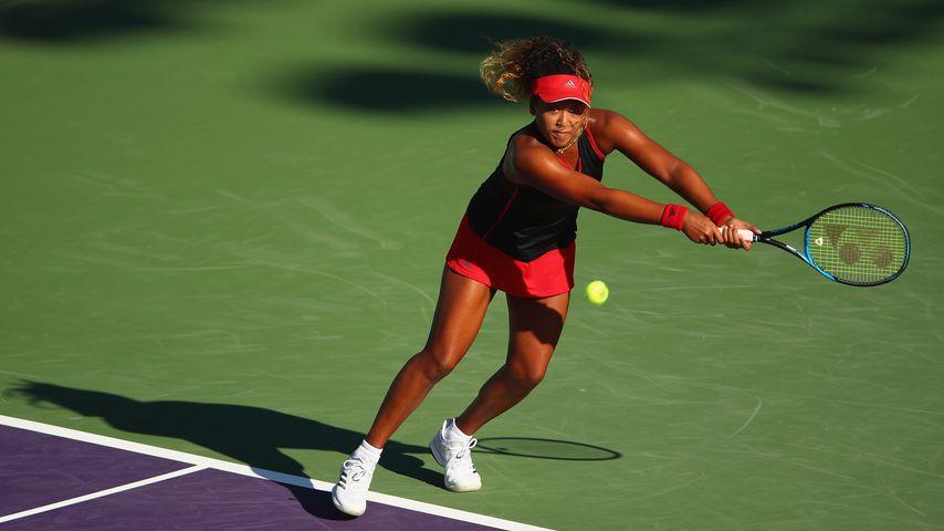 Nachwuchs-Star: Naomi Osaka schlägt ihr Tennis-Idol Serena!