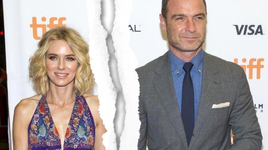Nach 11 Jahren: Trennung bei Naomi Watts & Liev Schreiber!