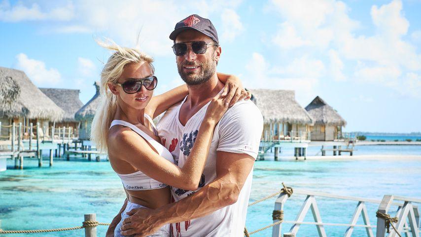 """It-Girl Natalia Osada und Selfmade-Millionär Bastian Yotta bei """"Adam sucht Eva"""""""