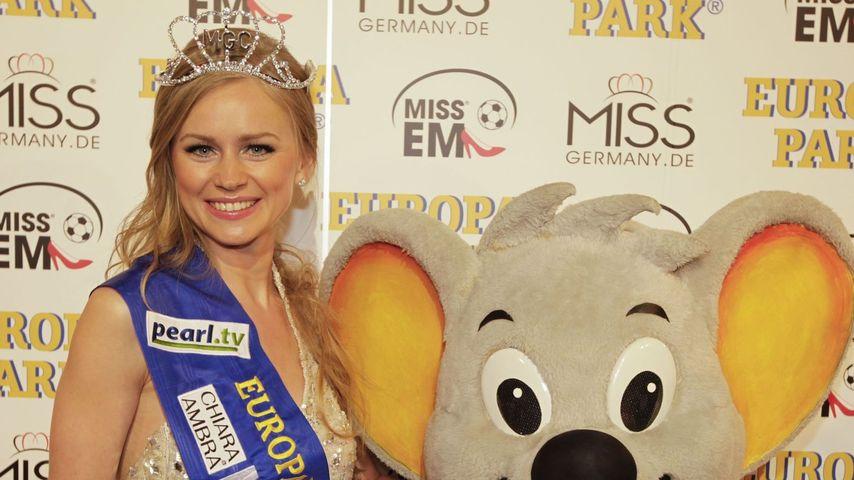 Das ist die schöne Miss EM 2012!