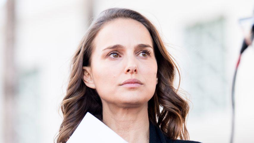 Natalie Portman beim 2018 Women's March in Los Angeles