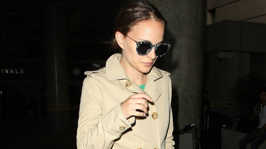 Natalie Portman: Hier versteckt sie ihr Baby-Bäuchlein!