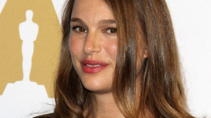 Mega-Bauch: Natalie Portmans nackte Baby-Kugel wird zum Hit