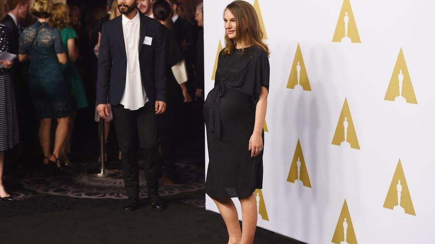 Big, bigger, Portman: Natalie wird zur XXL-Mutti!