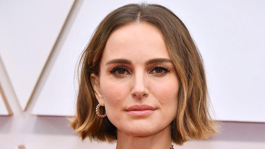Natalie Portman bei den Oscars 2020