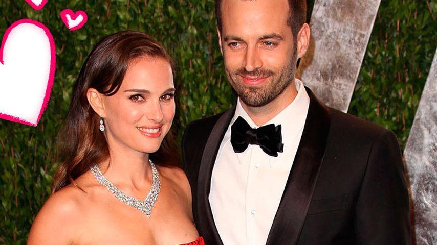 Natalie Portman: Heimliche Hochzeit mit Benjamin?
