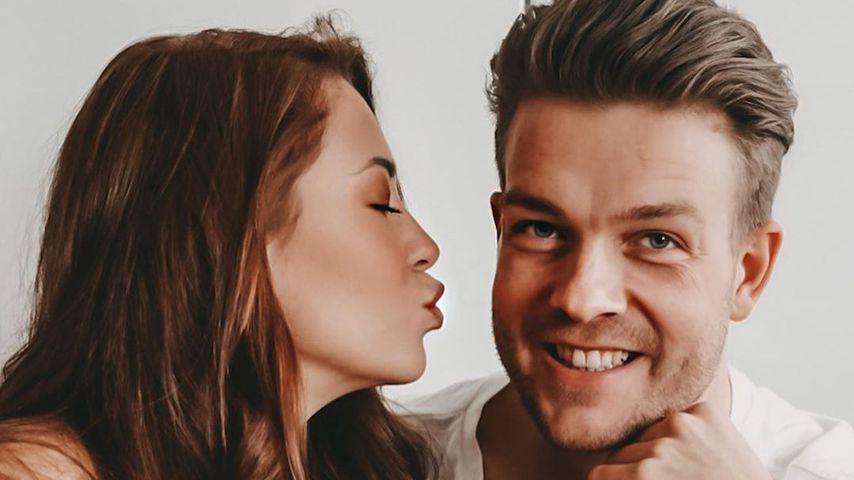 Natalie Stommel und ihr Freund Sascha