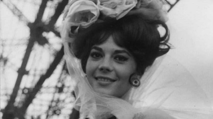 "Natalie Wood am Set von ""The Great Race"""