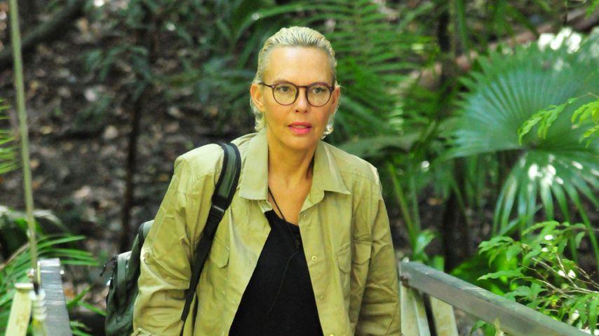 Natascha Ochsenknecht an Tag 13 des Dschungelcamps