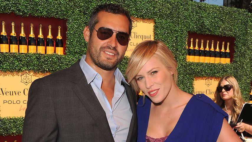 Natasha Bedingfield (rechts) und ihr Mann Matt bei einem Event in Los Angeles 2011