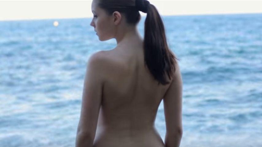 Nackte Tatsachen! Nathalie Volk zeigt sich oben ohne im Film