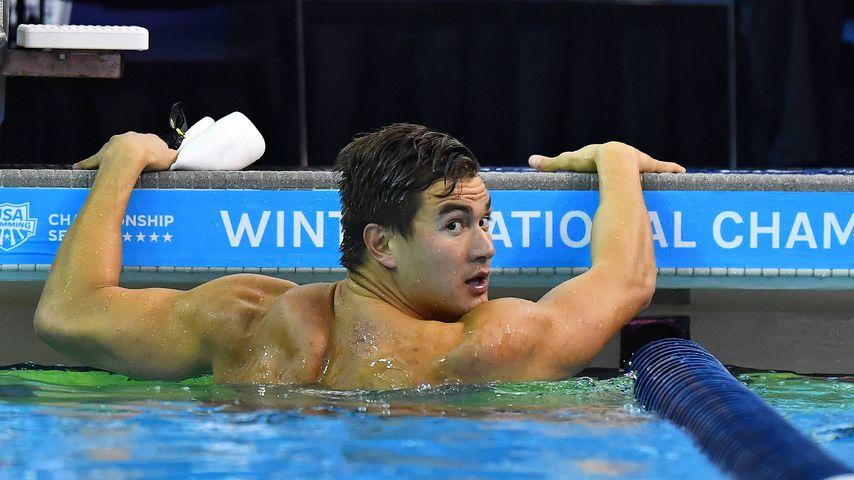Schwimm-Profi Nathan Adrian