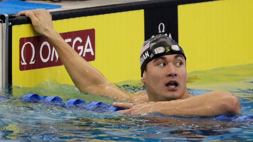 Profi-Schwimmer Nathan Adrian, Dezember 2018
